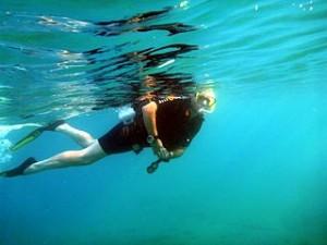 Scuba Diver Snorkeling 300x225 Amazing Snorkeling in Bali