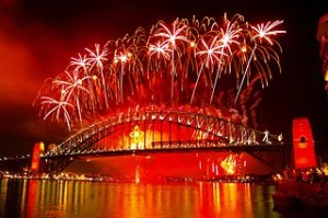 Sydney Bridge Happy New Year 300x199 Happy New Year from Sydney