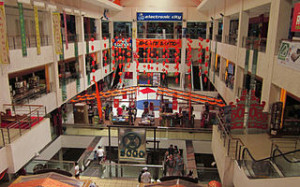 Discovery Shopping Mall interior 300x187 Cheap Souvenirs Shopping Place in Bali