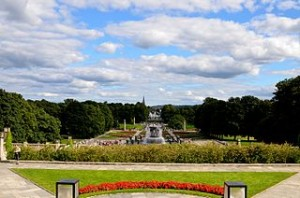 Frogner Park and the Sculptures   Vigeland Park Oslo 300x198 Best Reasons that You Should Visit Norway
