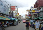 Soi Sawasdee in Khao San Road