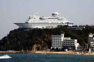Korea Gangneung Jeongdongjin Sun Cruise Hotel 01 300x199 South Korea Sun Cruise Hotel Jeongdongjin
