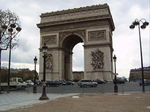 Larc de triomphe 300x225 LArc de Triomphe, The 12th Paris Junction
