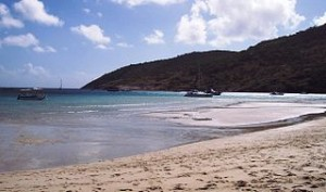 Lizard island beach 300x177 Best Cougar Vacation in World