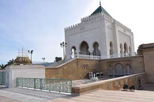 Mausoleum of Mohammed V Rabat Morocco 300x199 Royal Mansour & Palais Namaskar, Like King Experiences