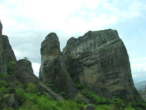 Meteora Greece 300x225 The Forgotten Legendary Sacred Places of Meteora