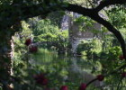 Ninfa Garden, Most Romantic Park in Rome
