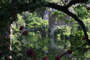 NINFA GARDENS 300x199 Ninfa Garden, Most Romantic Park in Rome