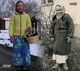 Paskkarringar 1958 2008 Physical Preparation for Travelling in Scandinavia