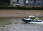 Boat Travel in Thames River