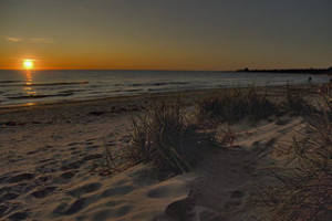 Sunset at the beach Gotland Sweden 300x200 Why You Should Visit Sweden