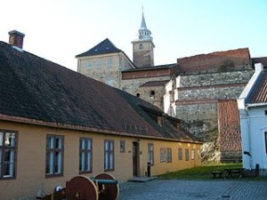 Akershus f 300x225 Royal Travel to Akershus Fortress and Castle