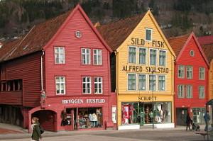 Bergen.Bryggen.1 300x199 How to Buy Souvenirs in Bergen