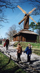 In Skansen museum Explore All Swedish History in Skansen Museum