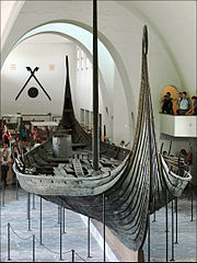 Le bateau viking dOseberg Best Viking Ship Museum of Vikingskipshuset