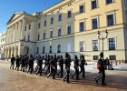 See Changing Guard Attraction in Oslo Royal Palace