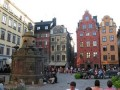 Popular Stockholm Travel Spot for Tourist, Stortorget