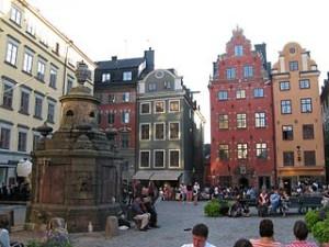 Stortorget Stockholm 300x225 Popular Stockholm Travel Spot for Tourist, Stortorget