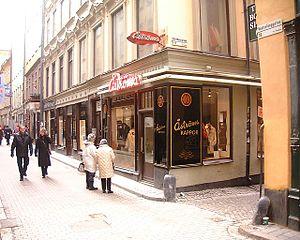 Vasterlanggatan Souvenir Shopping Guide in Vasterlanggatan
