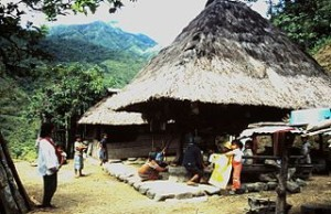Banaue Tallup village 300x194 Holiday Travel in Banaue