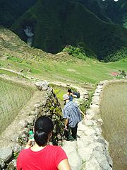 Batad Rice Terraces Banaue Dark stories about Batad Village