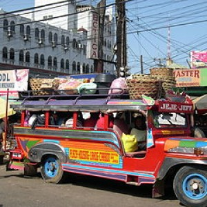 Jeepney Carbon Market 300x300 Transportation Guide in Calabarzon