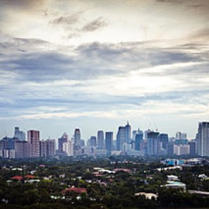 Makati Skyline 300x300 Cheap Souvenir Shopping and All About Metro Manila
