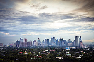Makati Skyline1 Easy Traveling Guide in Philippines