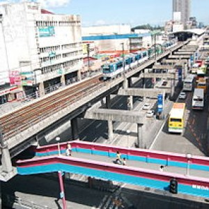 Manila Metro Rail Transit Cubao 300x300 Enjoy Exploring Travel Around Metro Manila with MRT 3
