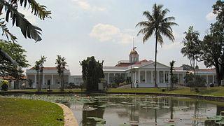 Istana Bogor Popular Agro Tourism Parks and Plants Garden in Bogor