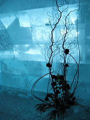 Icehotel 001 Ice Hotel in Jukkasjarvi, Sweden