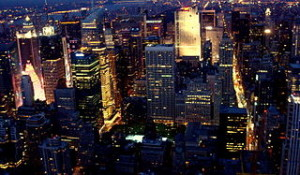 New York night view from Empire State 300x175 Jewel Suite New York Palace by Martin Katz