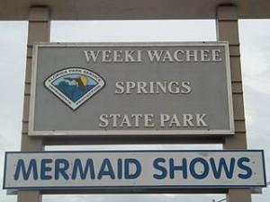 Weeki Wachee Springs 300x225 Little Mermaid in Newton Perry Theater, Weeki Wachee Springs