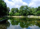 Holiday in Beautiful Moscow Parks