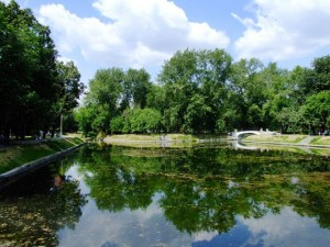 Moscow park Trubetsky 300x225 Holiday in Beautiful Moscow Parks