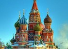 St. Basil's Cathedral Moscow Architecture Style