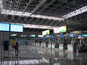 Airport Sochi interieur 300x225 How to get back home from Russia