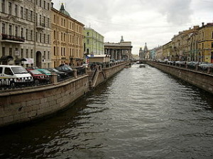 Griboyedov Canal 300x225 Nevsky Prospect Story in Russia