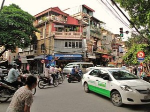 Hanoi old quarter 300x225 Old Quarter Hanoi: 36 Way Attraction