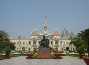 Ho Chi Minh City 300x220 Recommended Vietnam Trip Itinerary