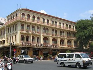 Hotel Continental Saigon Vietnam 300x225 Recommended Cheap Hanoi Accommodation