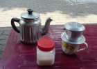 Vietnamese Coffee Beans Press Filter Maker Recipe