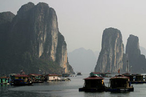 halong bay overnight cruise travel indochina 300x199 Halong Bay Overnight Cruise Travel with Indochina