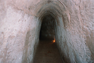 tourist attraction half day cost afternoon times ak47 review 300x202 Cu Chi Tunnels Tour Price Reviews
