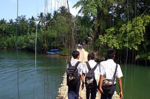 Pangandaran_river