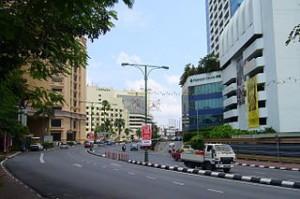 Kuching_Street_Scene