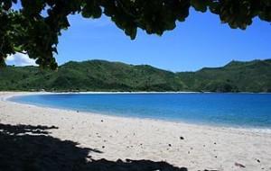 Kuta_Lombok_Mawun_Beach