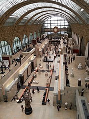 Paris-Orsay-museum-inside-overview