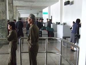 Pyongyang_Sunan_International_Airport_Check-in