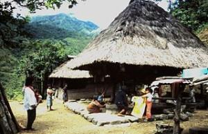 Banaue,_Tallup_village